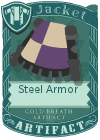 Steel Armor Purple