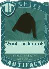 Wool Turtleneck