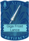 Giga Frost Lance
