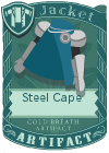 Steel Cape Blue