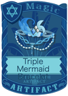 Triple Mermaid Bracelet1