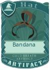 Bandana brown