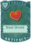 Steel Shield Pink