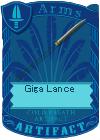 Giga Lance 2