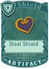 Steel Shield Purple