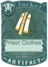 Priest Clothes Green