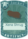 Xena Shrug Brown