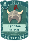 High Steel Helmet 2