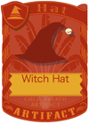 Witch Hat Red