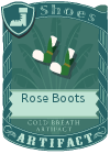 Rose Boots Green