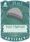 Iron Helmet 3