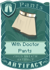 Witch Doctor Pants 1