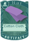 Cotton Cloth Purple