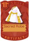 Sacred Robe golden