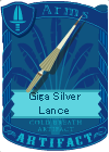 Giga Silver Lance