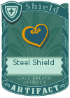 Steel Shield Blue