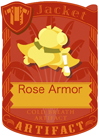 Rose Armor Yellow