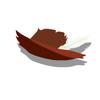 Red Cavalier Hat