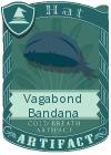 Vagabond Bandana Blue
