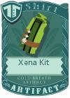 Xena Kit Green