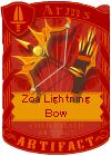 Zoa Lightning Bow