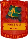 High Steel Armor