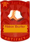 Ribbon Bustier