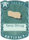 Xena Shrug Mint
