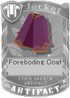 Foreboding Coat Purple