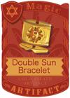 Double Sun Bracelet