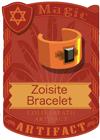 Zoisite Bracelet1