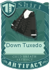 Down Tuxedo 2Black