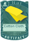 Cotton Cloth Yellow