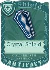 Crystal Shield Blue