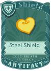 Steel Shield Yellow