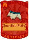 Guardian Plate