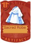 Sacred Robe blue