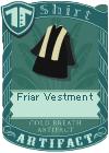 Friar Vestment