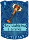 Holy Lightning Hammer