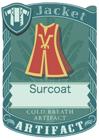 Surcoat Red