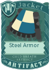 Steel Armor Blue