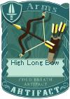 High Long Bow
