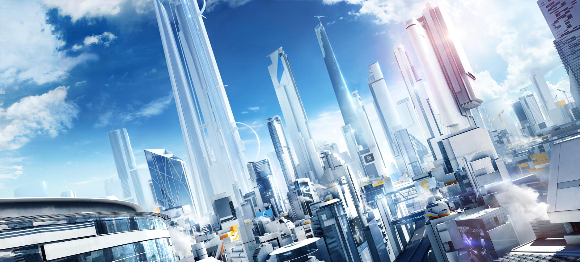 City of Glass | Mirror's Edge Wiki | FANDOM powered by Wikia