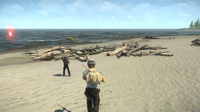File:Beach flare.jpg