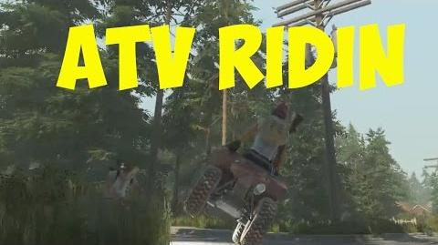 R U Miscreated? ATV Ridin