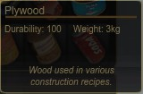 Plywood Tooltip