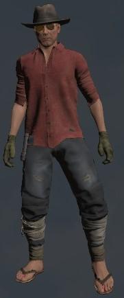 Wanderer Pants 2
