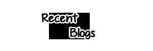 Mainpage blog