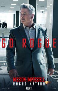 Mission Impossible Rogue Nation poster 3