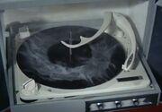 Decomposing record, Pilot